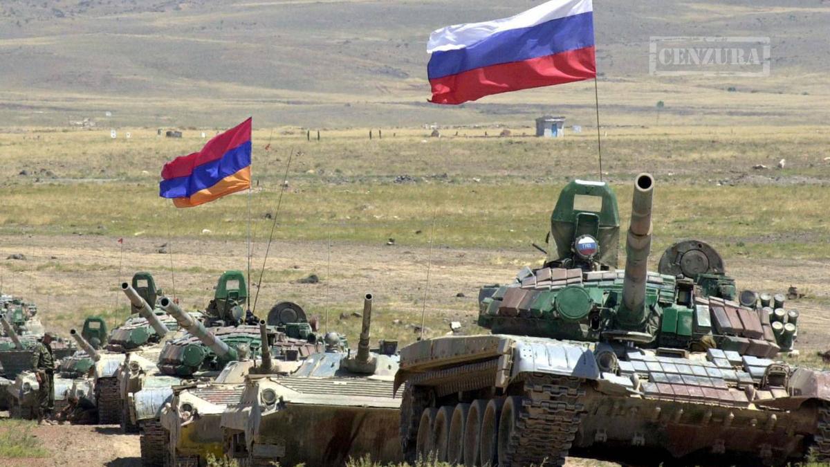 Армянская оппозиция предложила создать вторую российскую базу в стране